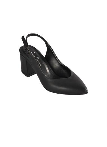 Pierre Cardin Pierre Cardin Siyah Kadın Topuklu Ayakkabı Siyah